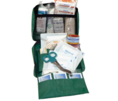 Lone worker one person first aid kit