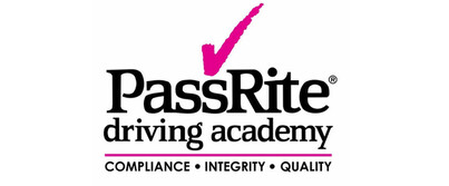 PassRite Driving Academy Logo Compliance Integrity Quality