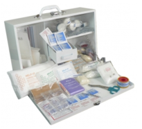 cabinet first aid kit